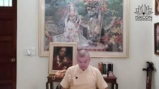 Шива Чарана дас - Шримад Бхагаватам 3.16.25. - 22.09.2020.