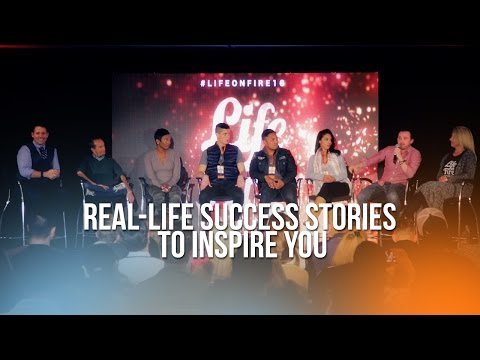 Real-life Success Stories to Inspire You