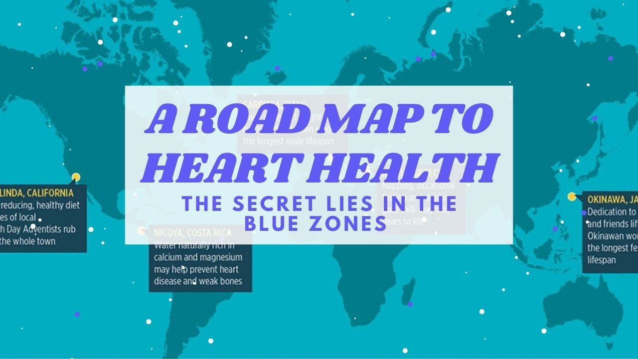 A Road Map To Heart Health