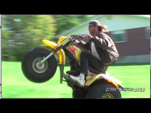 Ride my shaft youtube for Yamaha 200e 3 wheeler