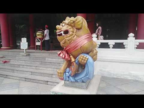 Wisata Sam Poo kong Semarang-Indonesia