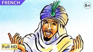"""Prince Amir: Learn French with subtitles - Story for Children """"BookBox.com"""""""
