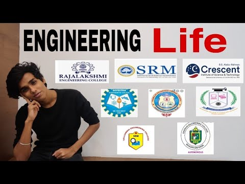 ENGINEERING LIFE|engineering colleges| colleges in chennai | Tamil