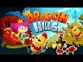 dragon hill gameplay - cartoon for kids funny dragon game