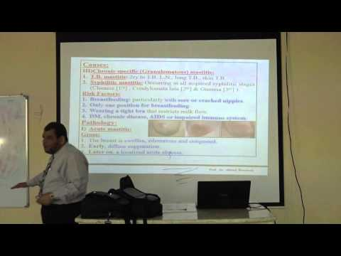 Pathology - Inflammatory & Neoplastic Diseases of Breast - part 1