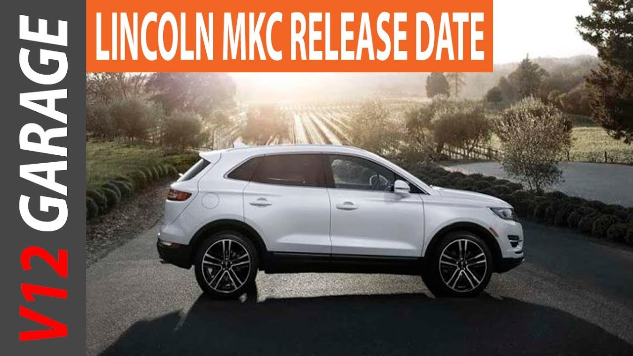 2018 lincoln mkc. perfect 2018 2018 lincoln mkc redesign review and release date with lincoln mkc