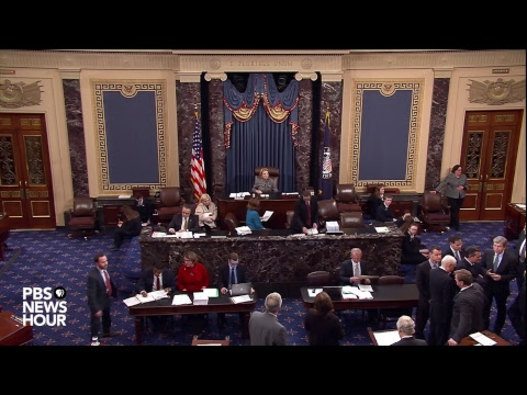 WATCH: Senate to vote on GOP tax bill