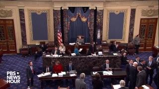 WATCH: Senate to vote on GOP tax bill