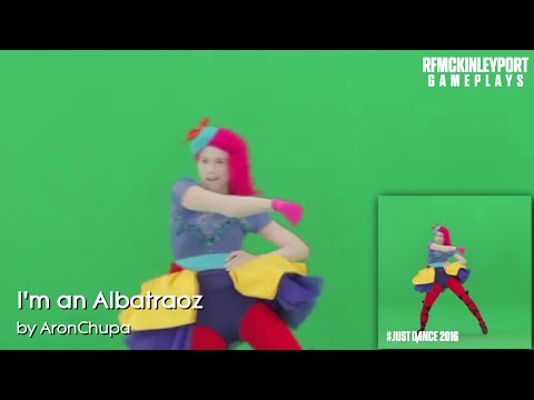 Just Dance 2016 - Real dancers behind the scenes #1