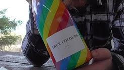 Vappukuoharin maistelua - True Colours Cava Brut