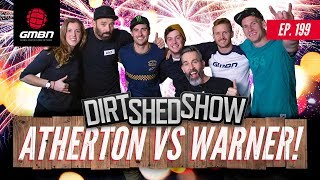 Atherton Vs Warner: Celebrity Pub Quiz Special | Dirt Shed Show Ep. 199