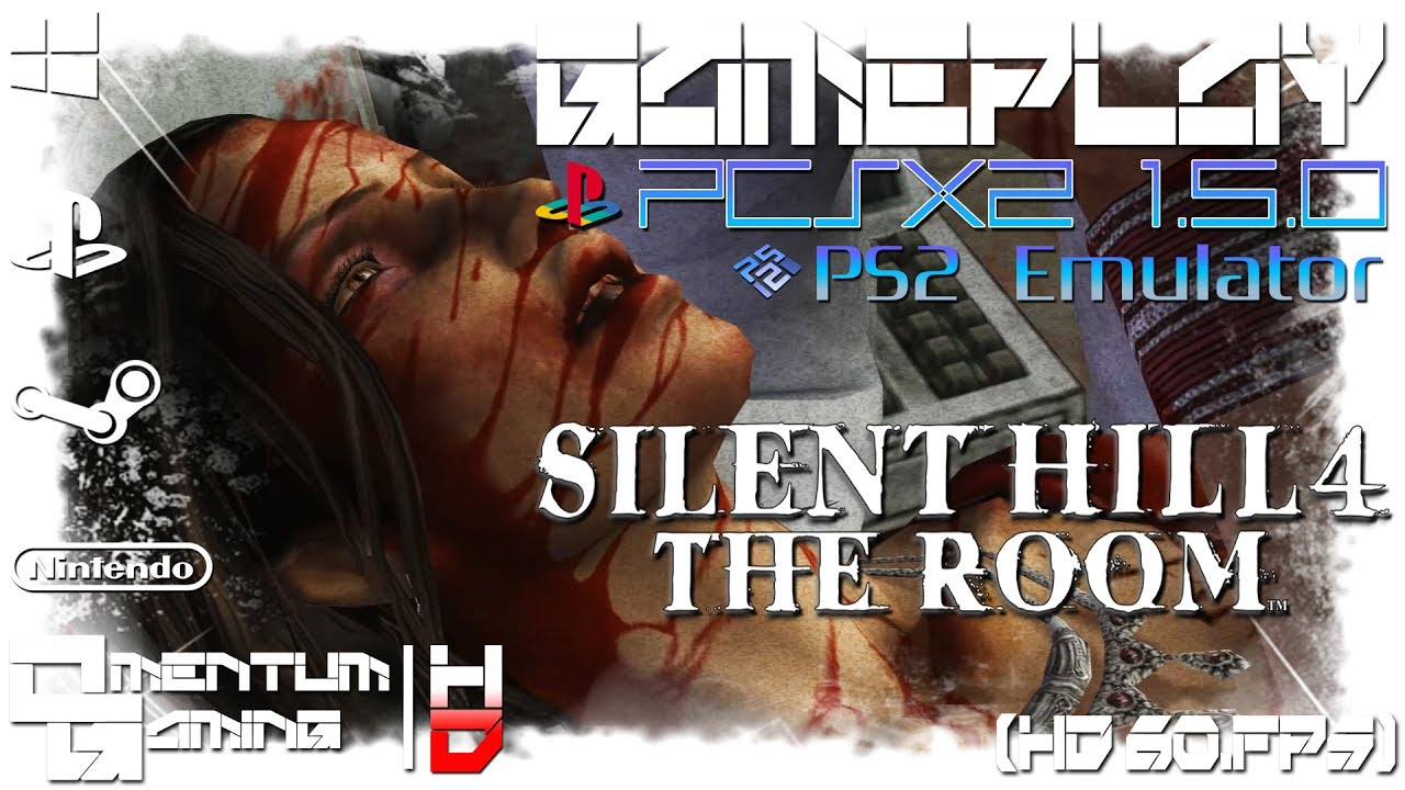 Silent Hill 4 The Room Pcsx2 1 5 0 6k Ps2 Emulator Gameplay