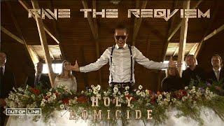 Смотреть клип Rave The Reqviem - Holy Homicide