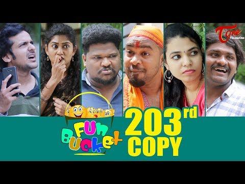 Fun Bucket | 203rd Episode | Funny Videos | Telugu Comedy Web Series | Harsha Annavarapu | TeluguOne