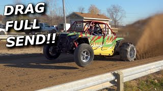 1300HP 2JZ swapped RZR hits the track! 0-60mph UNDER 2 SECONDS!!!??