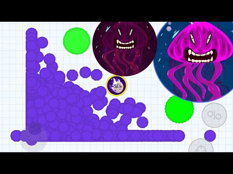 HOW TO PLAY SOLO (AGARIO MOBILE)