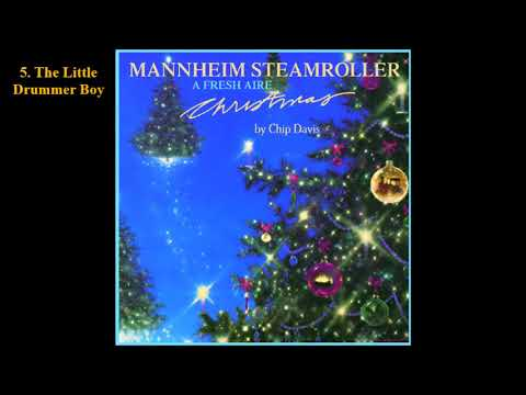 Mannheim Steamroller - A Fresh Aire Christmas (1988) [Full Album]