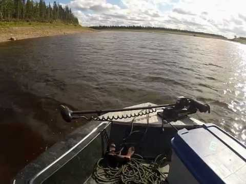 190HP Jet Boat from Fort albany to Kashechewan