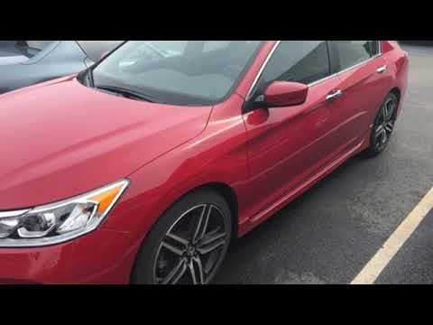 Used 2016 Honda Accord Bowling Green OH Perrysburg, OH #19182A - SOLD