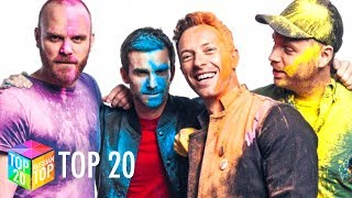 ТОП 20 иностранных песен (12 июля 2017)