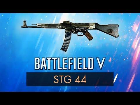 BF5: STG 44 GUIDE ~ Battlefield 5 Weapons - Stats, Tips + Best Gun Upgrades - Battlefield V (BFV) thumbnail