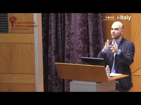 Roberto Saviano And Nouriel Roubini: Two Perspectives On The Crisis