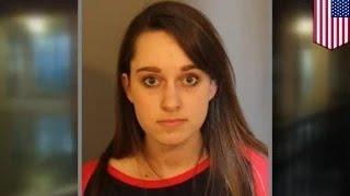 مدرسة العلوم كايلي موني قد تسجن عشر سنين بسبب الجنس مع طالب