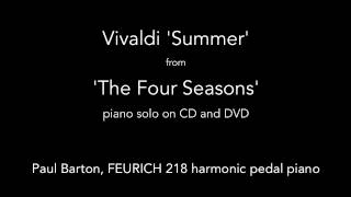 Vivaldi - Summer - The Four Seasons