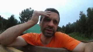 видео Навес для автомобиля из поликарбоната СПб