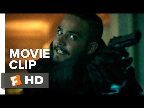 Don't Breathe Movie CLIP - The Blind Man Confronts Money (2016) -  Daniel Zovatto Movie