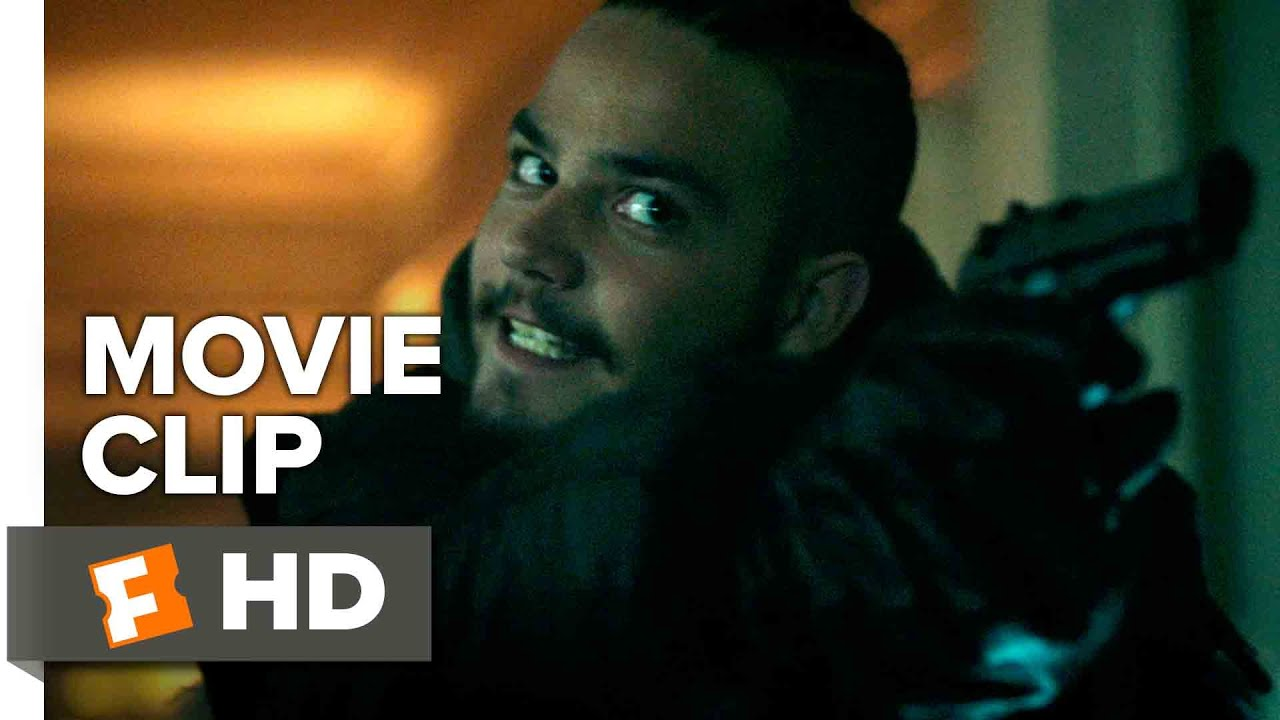 Dont Breathe Movie CLIP The Blind Man Confronts Money