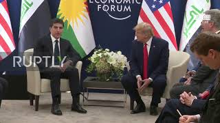 "Switzerland: ""We have the oil"" - Trump talks Syria with Iraqi-Kurdistan Pres. Barzani"