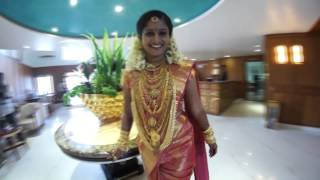 kerala hindu wedding highlights visual magic kochi