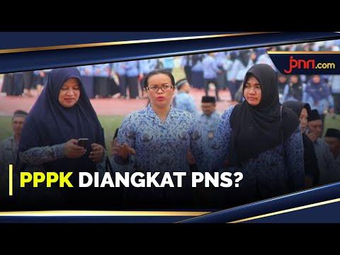 Ada Usulan PPPK Berprestasi Bisa Diangkat PNS
