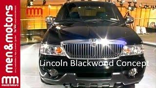 Lincoln Blackwood Concept (2000)