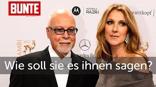 Céline Dion - Wie sagt sie es nur ihren Kindern? - BUNTE TV