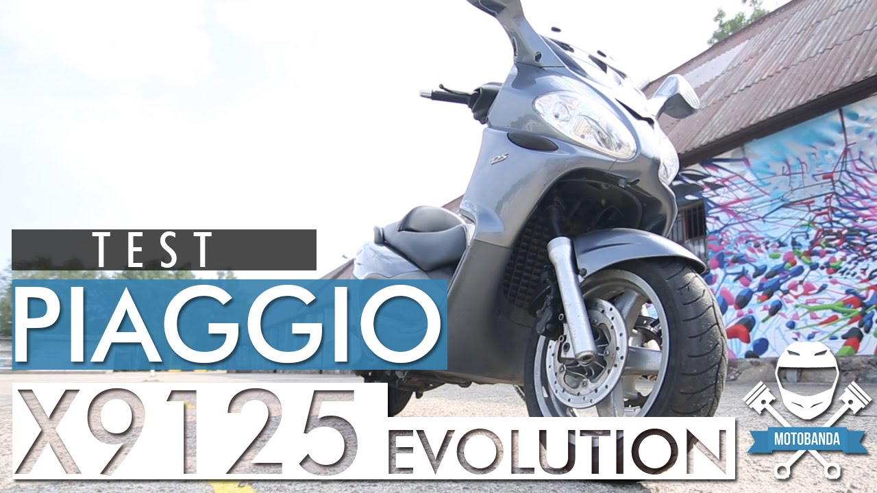 dreamliner wśród skuterów 125 ccm? piaggio x9 125 evolution test