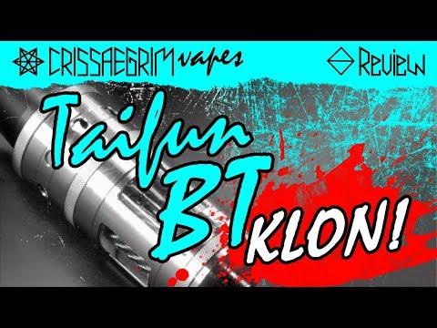 Taifun BT Klon (SXK/Fasttech) Überblick / Wickeln / Test - Der Budget BT!?