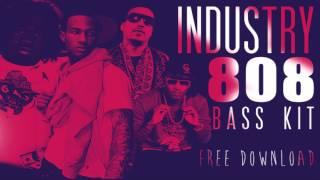 Скачать Industry 808 Bass Kit FREE DOWNLOAD