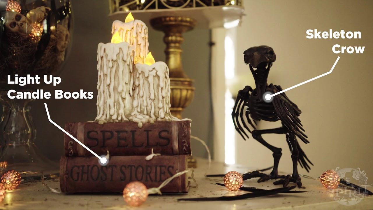 Image result for spirit halloween light up books