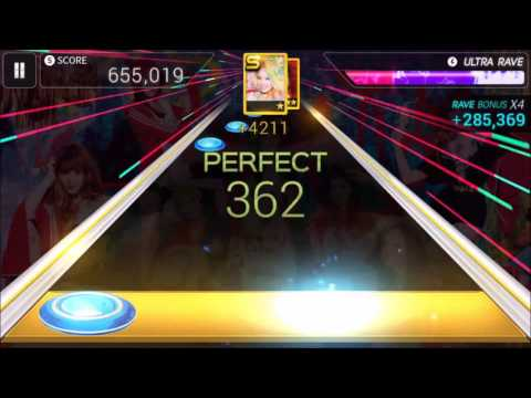 SuperStar SMTown: Gee By: Girls' Generation (소녀시대) (Normal)