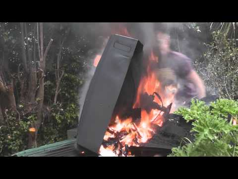 Announcement and EOL CRT blow up