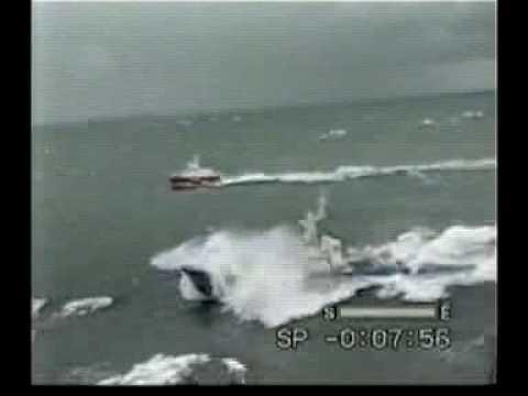 SWATH Sea Trial