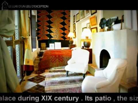 Guest house in Marrakech -  bed and breakfest in medina - Luxury Riad Madani