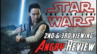 Top 10 Things I Got WRONG about The Last Jedi - 2nd Angry Review!