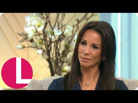 Andrea McLean Reveals Her Two Years of Bullying Hell | Lorraine