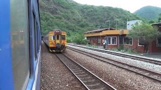 【日本製旧型客車の旅(その2)】台湾鉄道 南廻線 枋寮駅から枋野信号場まで