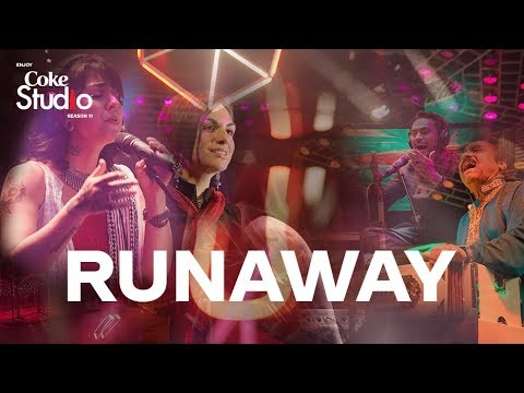 Runaway, Krewella, Riaz Qadri and Ghulam Ali Qadri, Coke Studio Season 11, Episode 2.