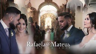 Trailer: Casamento Rafaela + Mateus