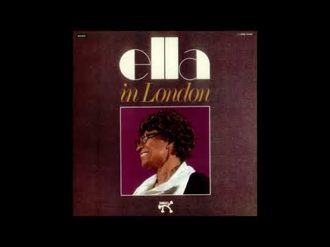Ella Fitzgerald -  Ella in London ( Full Album )
